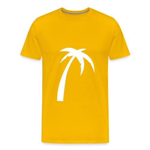 Palm Tree Exotic - Men's Premium T-Shirt