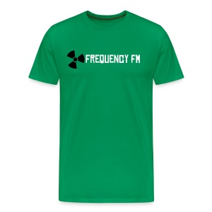 frequency fm t shirt - Men's Premium T-Shirt