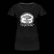 Tee shirts ~ T-shirt Premium Femme ~ Explosion nucléaire