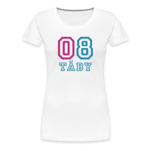Täby 08 Tee - Premium-T-shirt dam