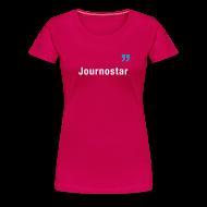 T-Shirts ~ Frauen Premium T-Shirt ~ Journostar Damen
