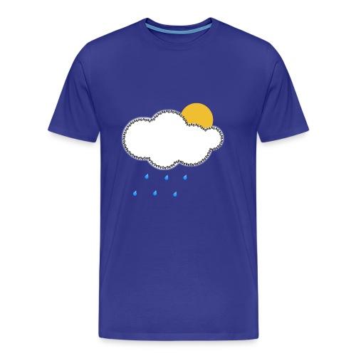 Every Cloud has a Silver Lining T-Shirt - Men's Premium T-Shirt
