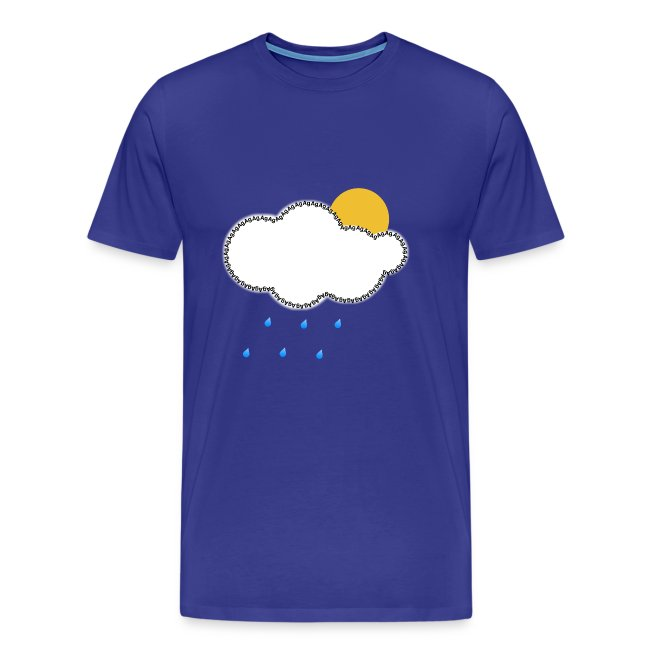 Every Cloud has a Silver Lining T-Shirt