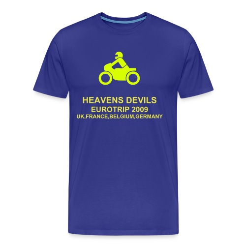 Heavens Devils - Men's Premium T-Shirt