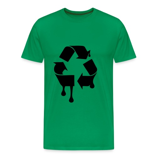 recyclable - T-shirt Premium Homme