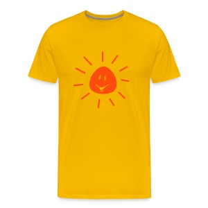 Summer Day - Men's Premium T-Shirt