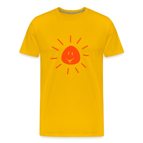 Summer Day - Men's Premium T-Shirt