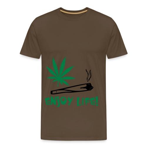 Enjoy life !  - T-shirt Premium Homme