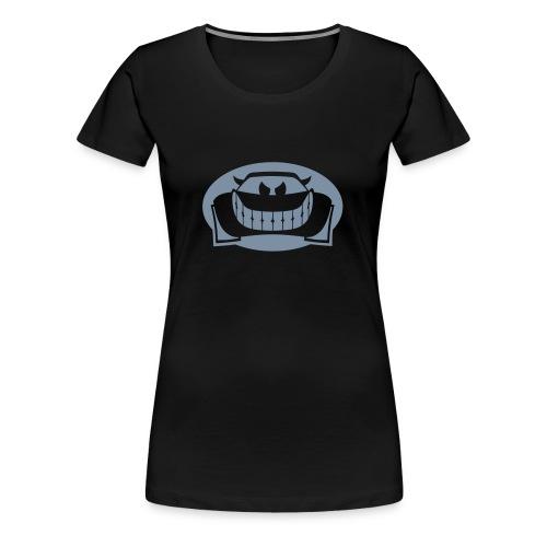 smart roadster franken girlie - Frauen Premium T-Shirt