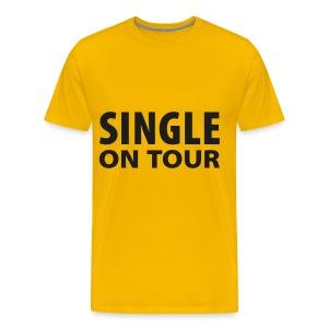 ook single? - Mannen Premium T-shirt