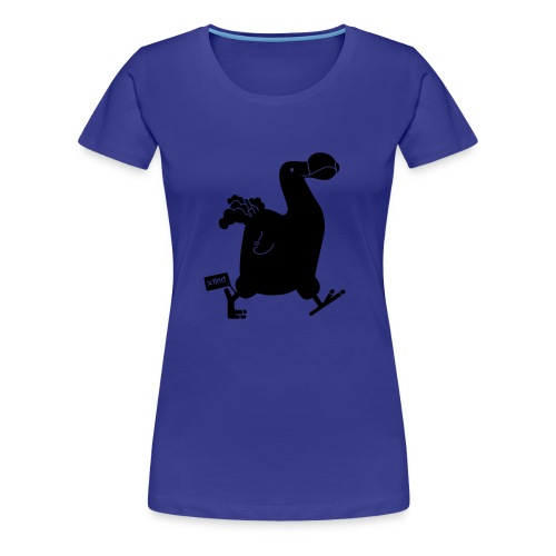 Beatrice Barth Dodo - Frauen Premium T-Shirt