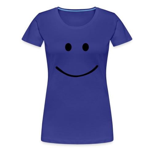 un sourire - T-shirt Premium Femme