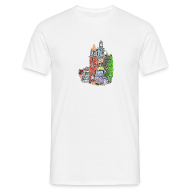 T-Shirts ~ Men's T-Shirt ~ Castle Classic T-shirt