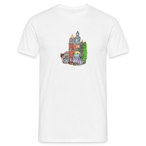 Castle Classic T-shirt - Men's T-Shirt