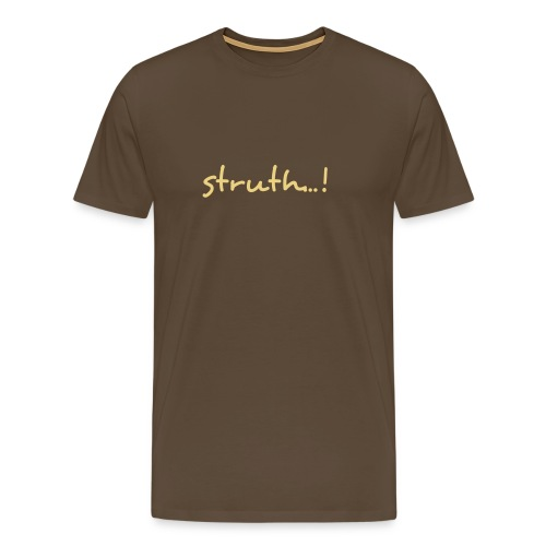 struth 1m - Men's Premium T-Shirt