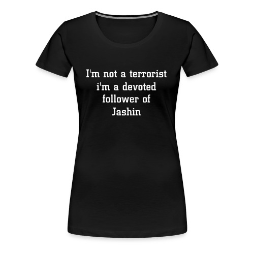 Jashin female - Women's Premium T-Shirt