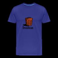 T-Shirts ~ Men's Premium T-Shirt ~ Trashcan