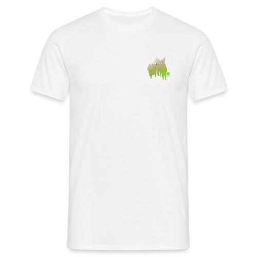 Jarrow Lad Benidorm - Men's T-Shirt