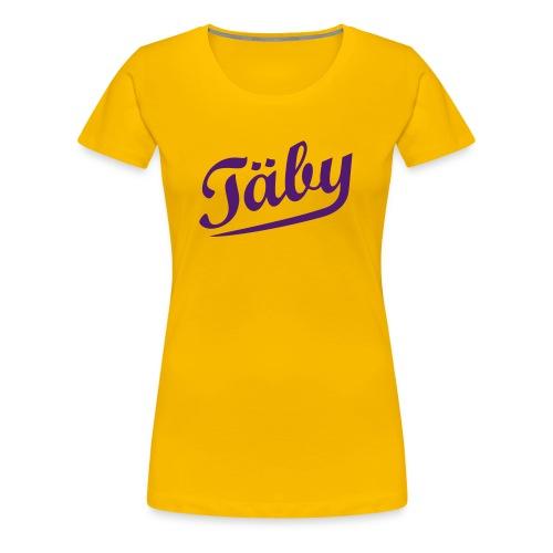 Täby Tee - Premium-T-shirt dam