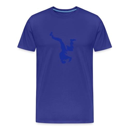 BreakBeat - Men's Premium T-Shirt