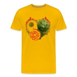 Let out the lion, t-shirt - Herre premium T-shirt
