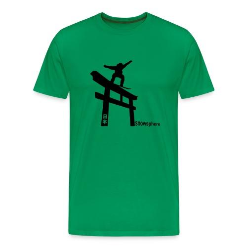 Japan Torii Tee - Men's Premium T-Shirt