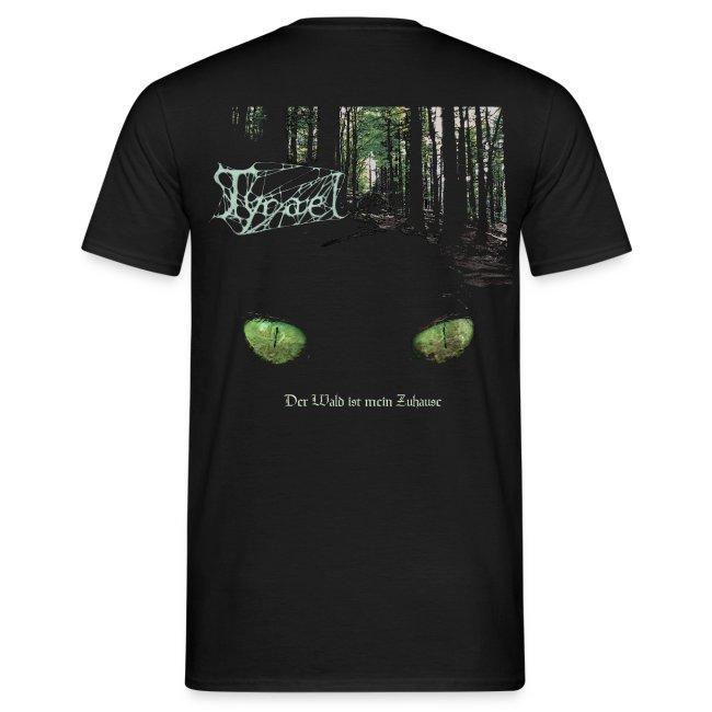 """Tyrael, """"Der Wald ist mein Zuhause"""" standard shirt"""
