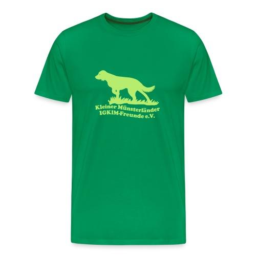 IGKlM-Shirt - Männer Premium T-Shirt