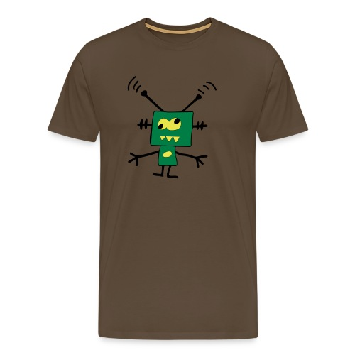 TBS - koszulka prosta - Koszulka męska Premium