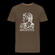 Camisetas ~ Camiseta premium hombre ~ Hombre camiseta Basis August