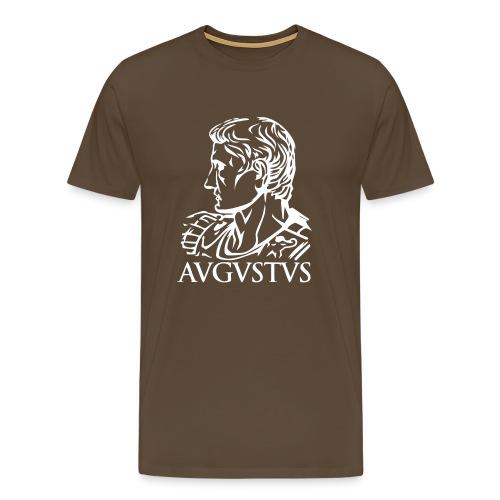 Hombre camiseta Basis August - Camiseta premium hombre