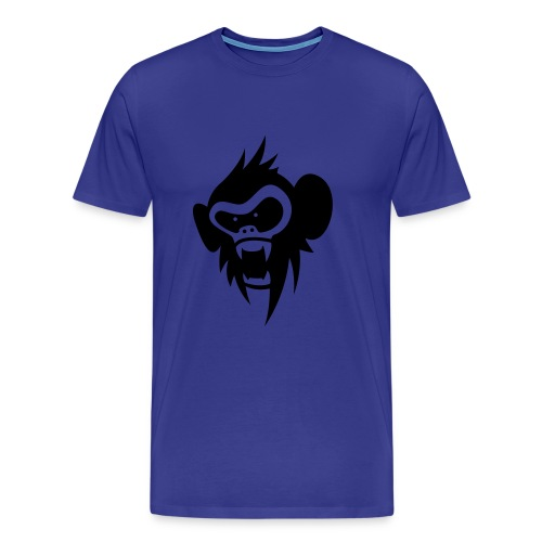 monkey tee - Men's Premium T-Shirt