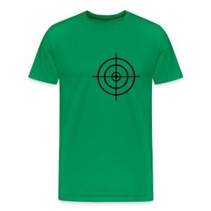 Men Basis Shirt - Mannen Premium T-shirt