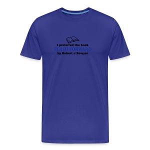 Flash Forward (Preferred Book) Various Colours - Men's Premium T-Shirt