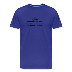 Flash Forward (Preferred Book) Various Colours - Men's Premium T-Shirt