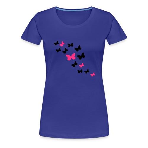 butterflies - Women's Premium T-Shirt