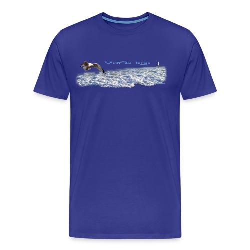 Vent du large 2 light - T-shirt Premium Homme