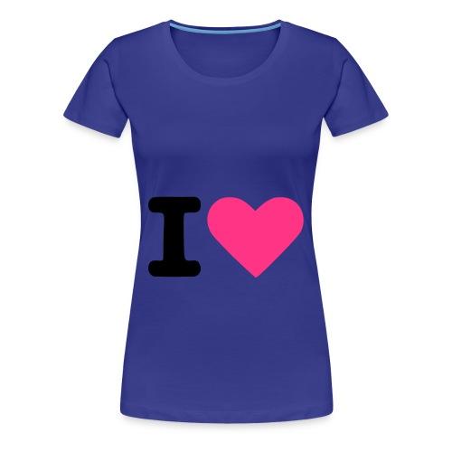 la solution - T-shirt Premium Femme