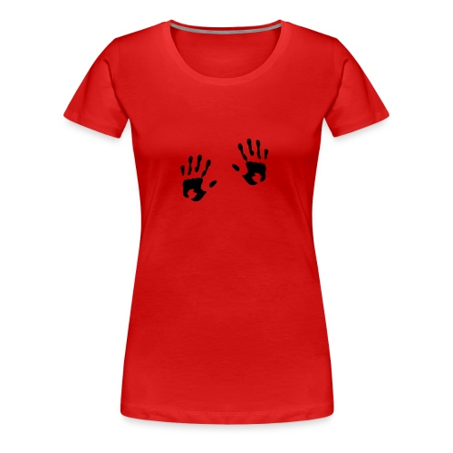 T-shirt Premium Femme