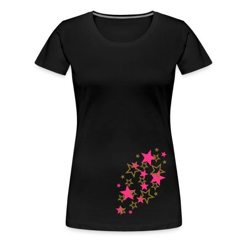 stars - Premium T-skjorte for kvinner