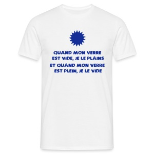 bodega des 3 maures à nimes t shirt pernod - T-shirt Homme