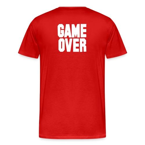 A.M.O.K Game over Shirt - Männer Premium T-Shirt