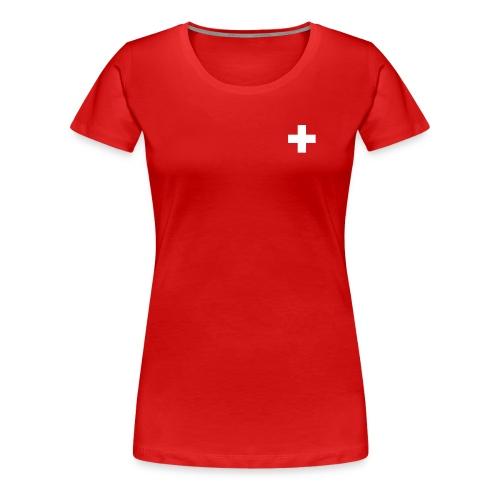 Scheiwz - Premium-T-shirt dam