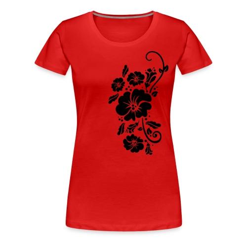 blessure amere - T-shirt Premium Femme