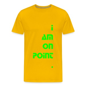 On Point - Men's Premium T-Shirt