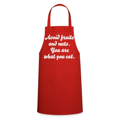 Fruit and nuts - Cooking Apron