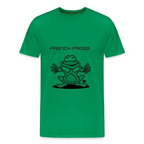 French Frogs - T-shirt Premium Homme