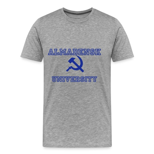 Almadensk University - Men's Premium T-Shirt
