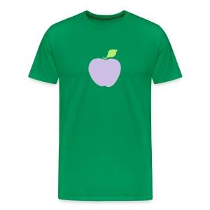 Apple - Mannen Premium T-shirt
