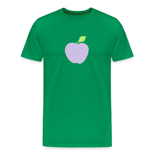 Apple - Mannen Premium T-shirt
